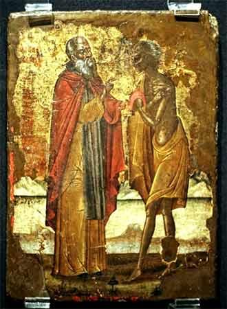 ТИ, ПРЕПОДОБНА МАРИЕ ПОМАГАЈ! Канон кон Преподобната Марија Египјанка (недела на св. Марија Египетска)