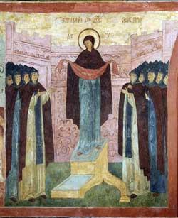 АКАТИСТ КОН ПРЕСВЕТА БОГОРОДИЦА (Кој секој ден го чита Акатистистот, Богородица нема да го остави сам ни сега, ниту на судот.)