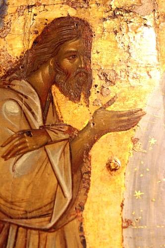 Радувај се Илија, голем пророку, славен предходнику на Второто Христово доаѓање!