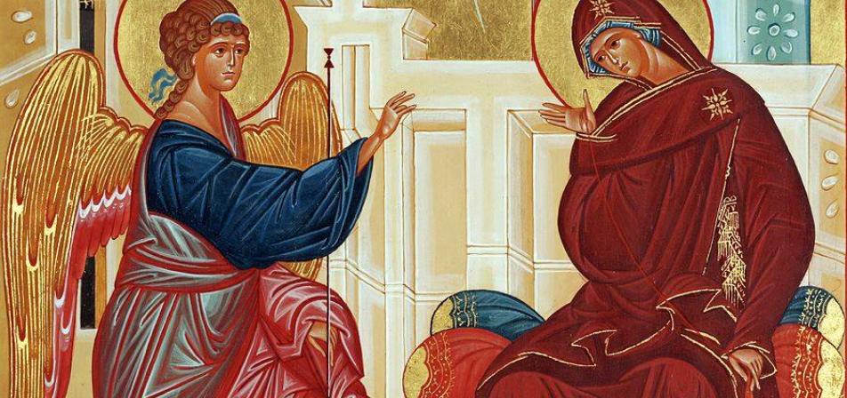 Свети Архангел Гаврил, моли го Бог за нас!