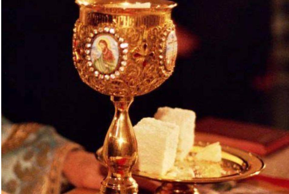"""Најстрашно е кога се кажува возгласот: """" Пијте од неа сите…"""", а до Светата Чаша од нив малкумина приоѓаат…!"""