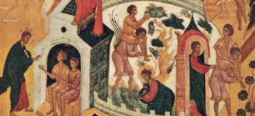 НЕДЕЛА СИРОПУСНА –  Изгонувањето Адамово
